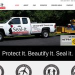 Seal-It Asphalt Sealcoating