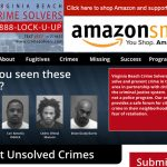 Virginia Beach Crime Solvers Web Design and Web Development by Joel McDonald