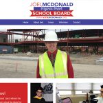 Vote McDonald Web Design and Web Development by Joel McDonald